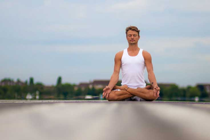 Interview mit Christian Klix über Ashtanga Yoga