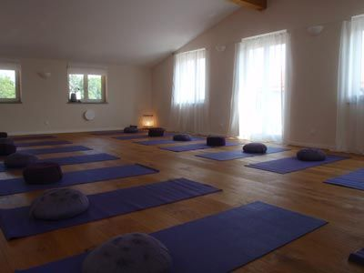 Chiemsee Yoga Gruppe Assists
