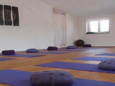Chiemsee Yoga Raum