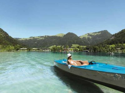 Walchsee Way Yoga am See
